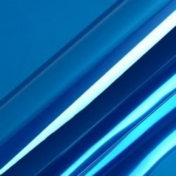 ROULEAU Adhésif Super Chrome Bleu Sat  - A partir de: 7,60m2