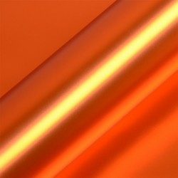 ROULEAU Adhésif Super Chrome Orange Sat  A partir de: 7,60m2