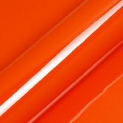 ROULEAU Adhésif Rouge Mandarine Brillant - A partir de: 7,60m2