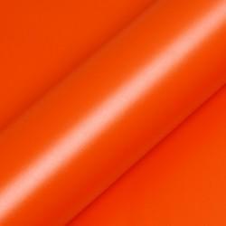 ROULEAU Adhésif Rouge Mandarine Mat - A partir de: 7,60m2