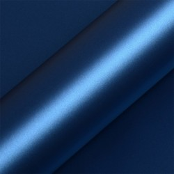 ROULEAU Adhésif Bleu Céleste Métal Satin - A partir de: 7,60m2