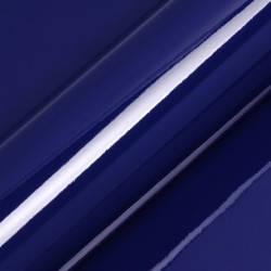 ROULEAU Adhésif Bleu Nuit Brillant - A partir de: 7,60m2