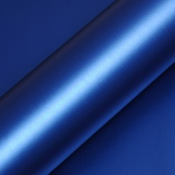 ROULEAU Adhésif  Bleu Nuit Métal Mat- A partir de: 7,60m2
