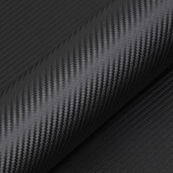 ROULEAU Adhésif Carbone Noir Corbeau Bt - A partir de: 7,60m2
