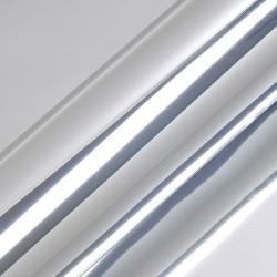 ROULEAU Adhésif Chrome Silver Bright Bt - A partir de: 6,85m2